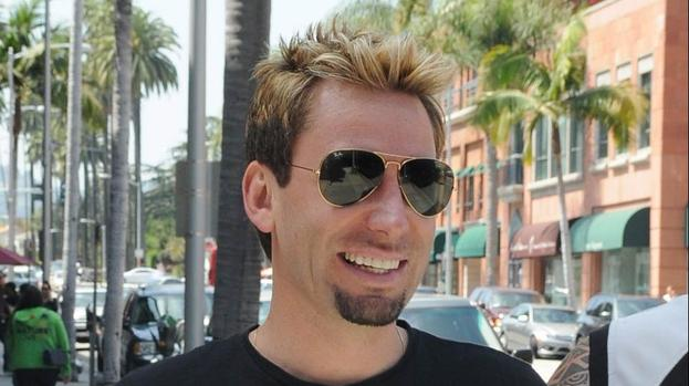 Chad Kroeger blown away by Avril's vocal range