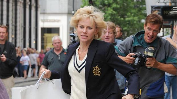 Naomi Watts wants to do Princess Diana justice