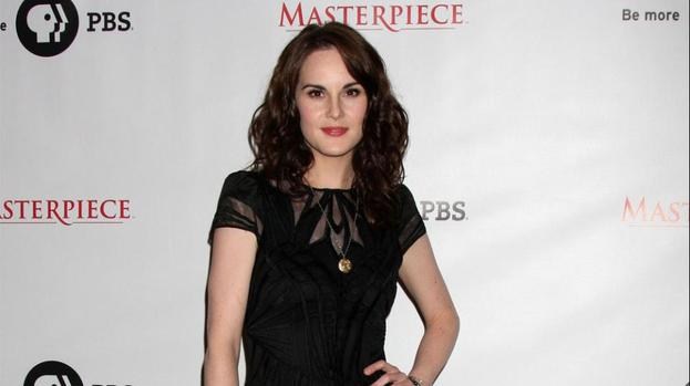Michelle Dockery devastated by Lady Sybil death