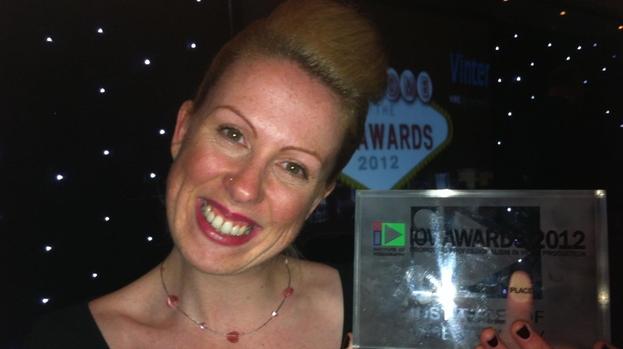 Anna McPherson Video Award Moray