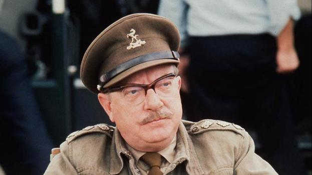 Captain Mainwaring to be played by a woman?