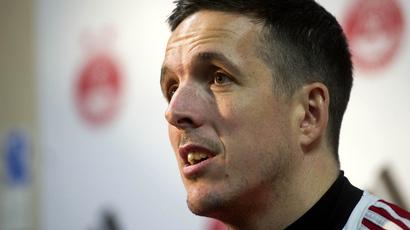Jamie Langfield says fans got him through 'dark times' of health scare | Aberdeen | Sport - 169166-jamie-langfield-aberdeen-november-2012