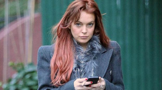 Lindsay Lohan might meet baby half-brother
