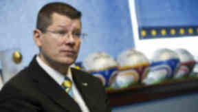 Neil Doncaster, SPL chief executive, November 2012.