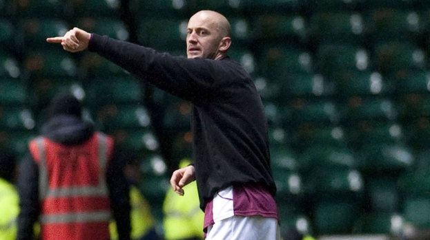 Arbroath manager Paul Sheerin