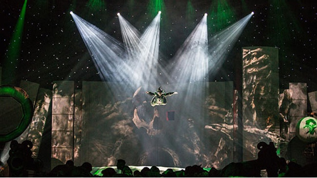Musical Peter Pan The Never Ending Story comes to The ...
