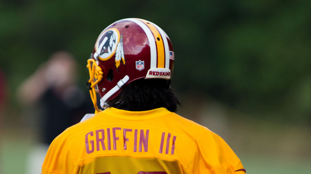 Robert Griffin III, RG3, Washington Redskins, Creative Commons.