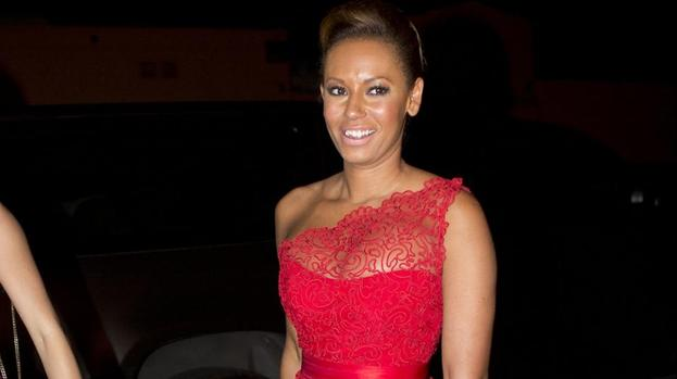 Mel B has family dance-offs