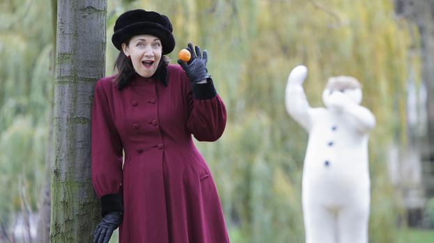 Maureen Beattie actress