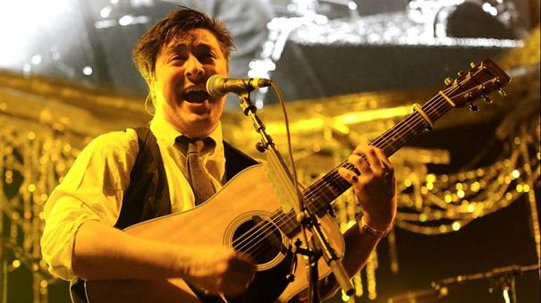 Music lovers head for the hills in Stopover with Mumford and Sons