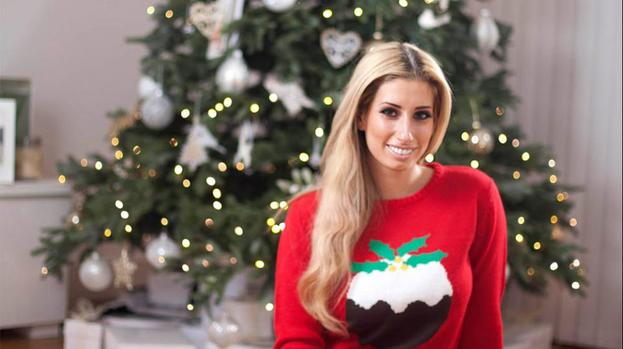 Stacey Solomon: The Love Machine was 'hilarious'