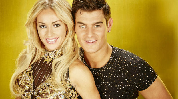 Dancing on Ice: Matt Lapinskas – the cheeky chappy | Talk ...