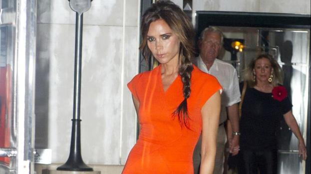 Victoria Beckham's incredible year