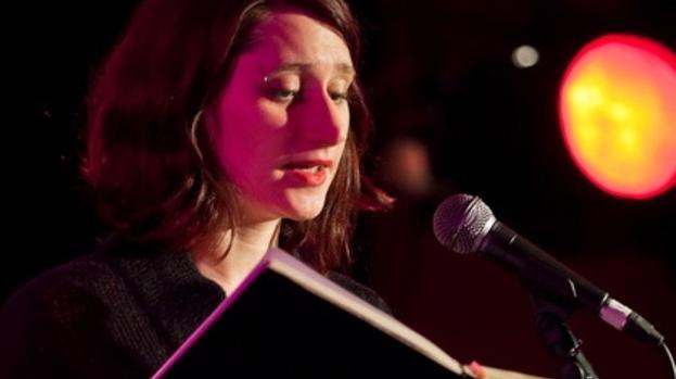 Lynsey May won a Scottish Book Trust New Writer's Award
