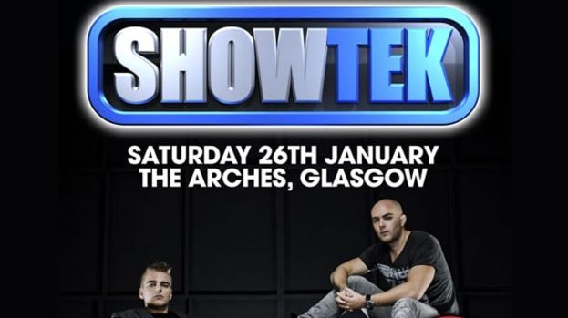 Showtek January 2013