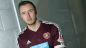 Danny Wilson, Hearts, January 2013.