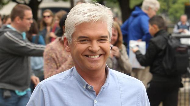 Phillip Schofield: Jason is unpredictable