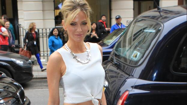 Sarah Harding: Girls Aloud aren't as 'lairy' anymore
