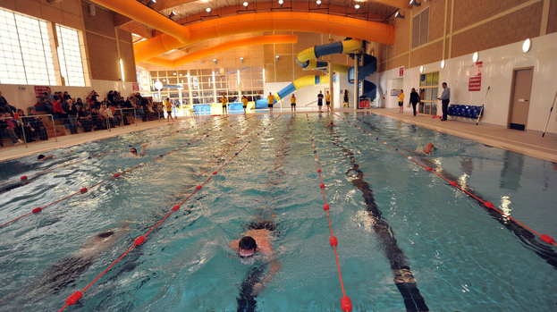 Fraserburgh 39 S New Community Pool Makes Big Splash On Opening Day Aberdeen North News