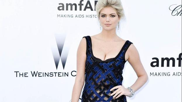 Kate Upton's frostbite nightmare
