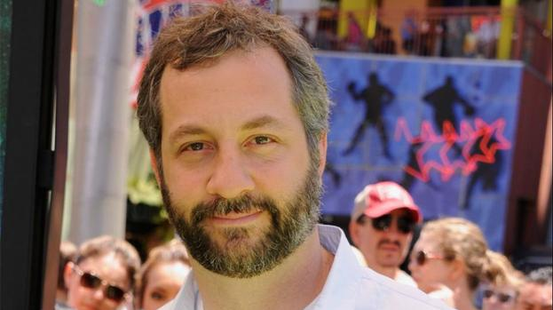 Judd Apatow's family career fear