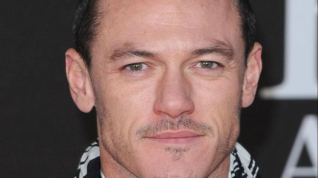Luke Evans to star in The Great Train Robber