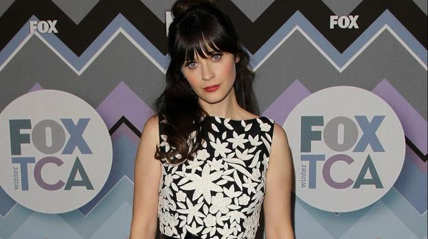 Zooey Deschanel believes in true love