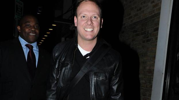 Antony Cotton wins Let's Dance for Comic Relief