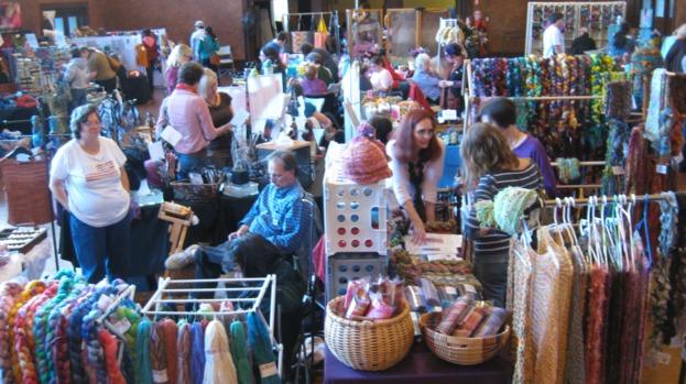 Knitting Groups Edinburgh : Edinburgh yarn festival launches first edition at drill
