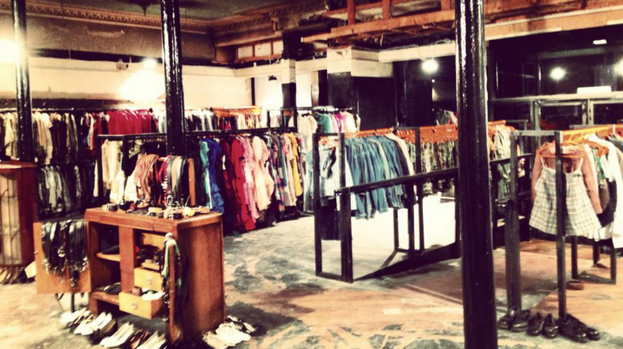 Old west clothing stores