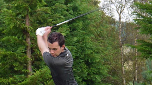 Liam Allan Golfer