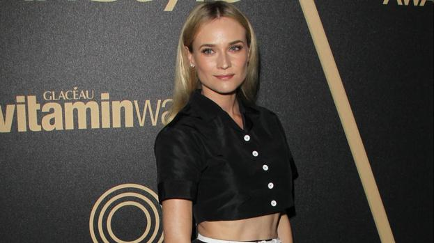 Diane Kruger thinks long-distance relationships are 'normal'