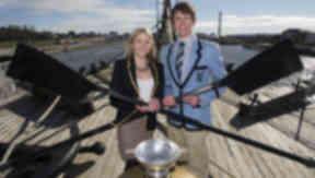 Glasgow - Edinburgh Boat Race.