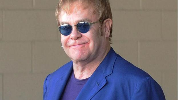Elton John and Bernie Taupin set for songwriting award