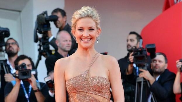 Kate Hudson loves Great British Bake Off