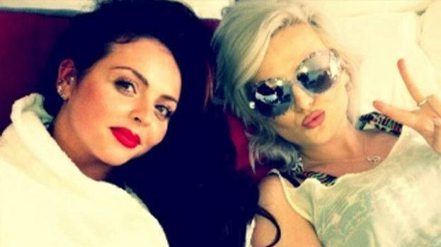 Jesy Nelson And Perrie Edwards Shows