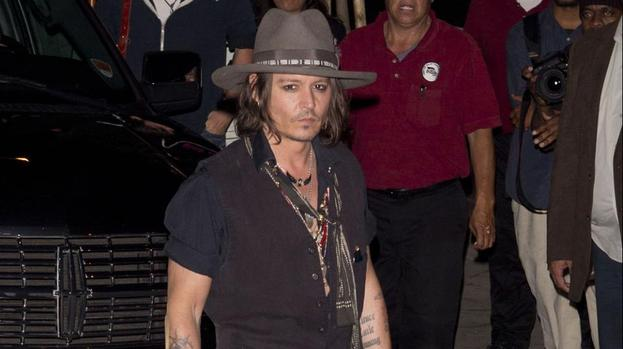 Johnny Depp heading Into The Woods?