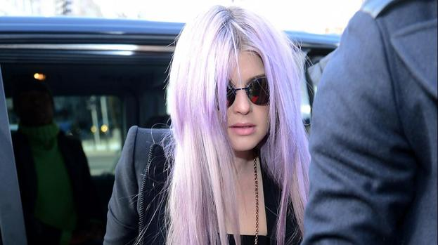 Kelly Osbourne refused entry to casino