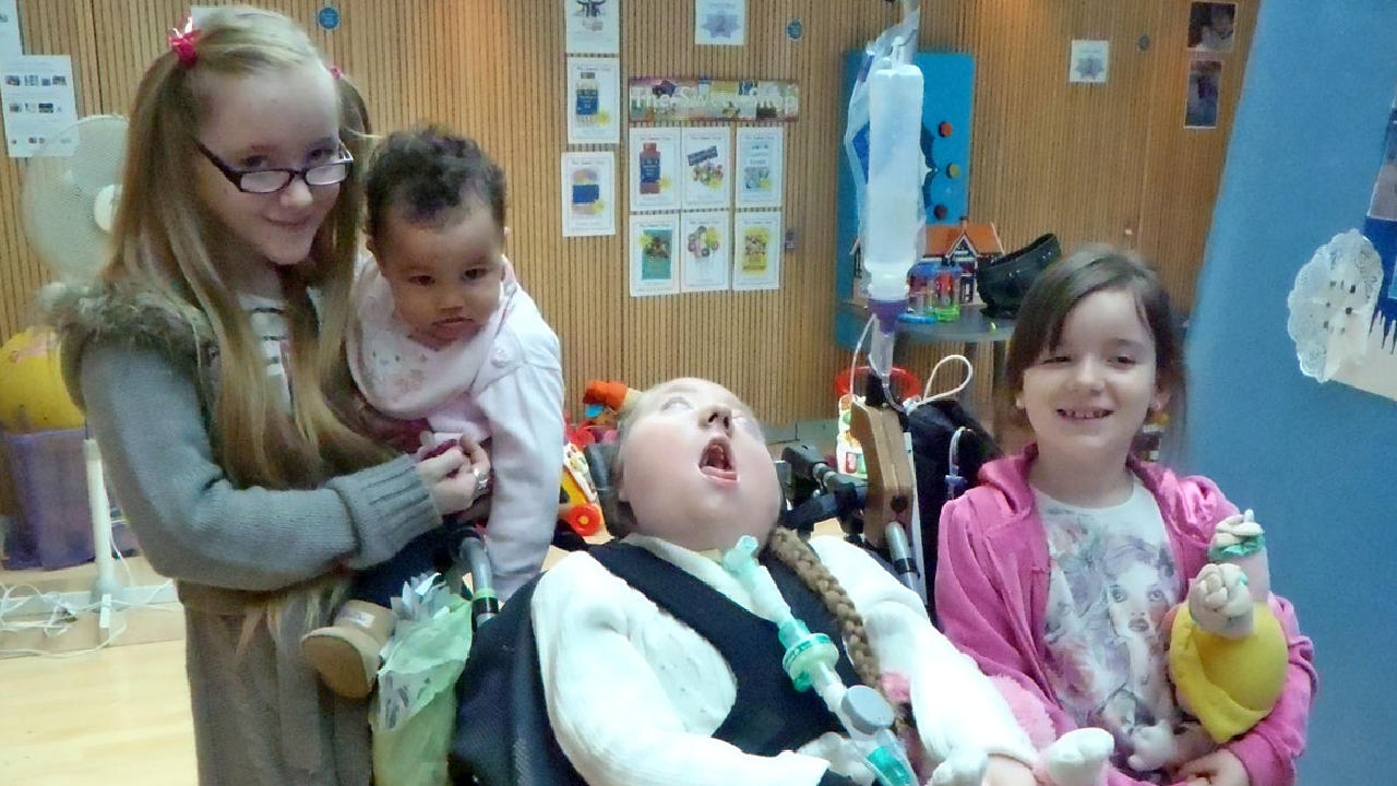 Duchess of Cambridge praises CHAS during Children's ...