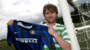 Paddy McCourt, Celtic, July 2013.