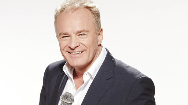 Bobby davro is one of six contestants on exciting new entertainment