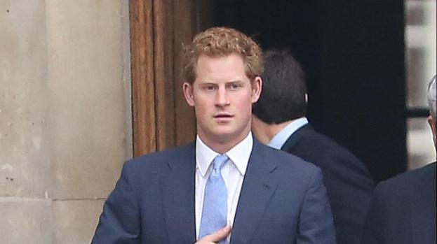 Prince Harry and Kate Moss party at Glastonbury