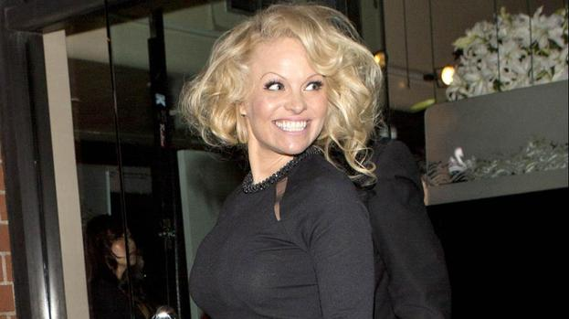 Pamela Anderson back with Rick Salomon?