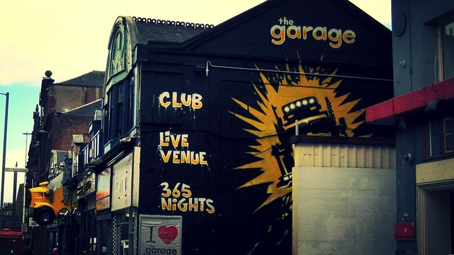 Glasgow garage hits 20 years of gigs and club nights on for The garage glasgow