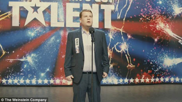 James Corden's Got Talent: Harry Styles can't wait to see James Corden play Paul Potts in One Chance