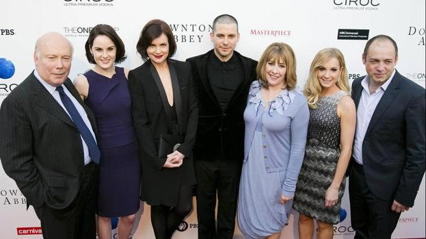 Rob James-Collier copied Finneran for Downton role