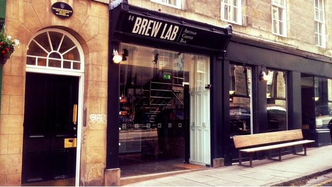 Image result for brew lab edinburgh