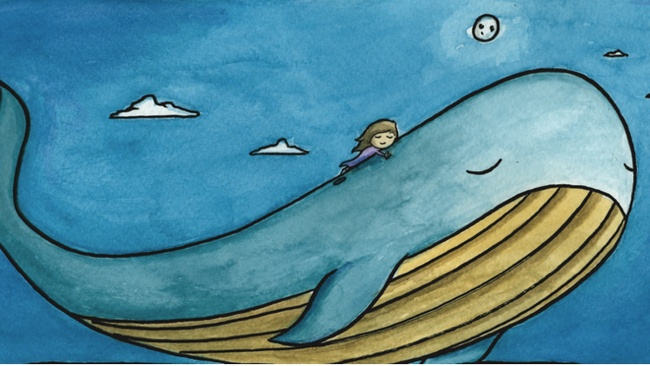 Flying whales, musical sloths and the boy who never grew up