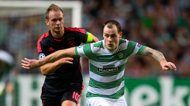 Ajax take on Celtic
