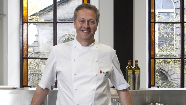 Chefs return to the kitchen for Nick Nairn's lunchtime pop-up